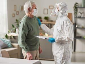 elderly checkup